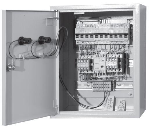 Ящики и шкафы АВР ЯУ (ШУ) 8250